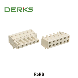 7.50mm Low Voltage Pluggable Terminal Block