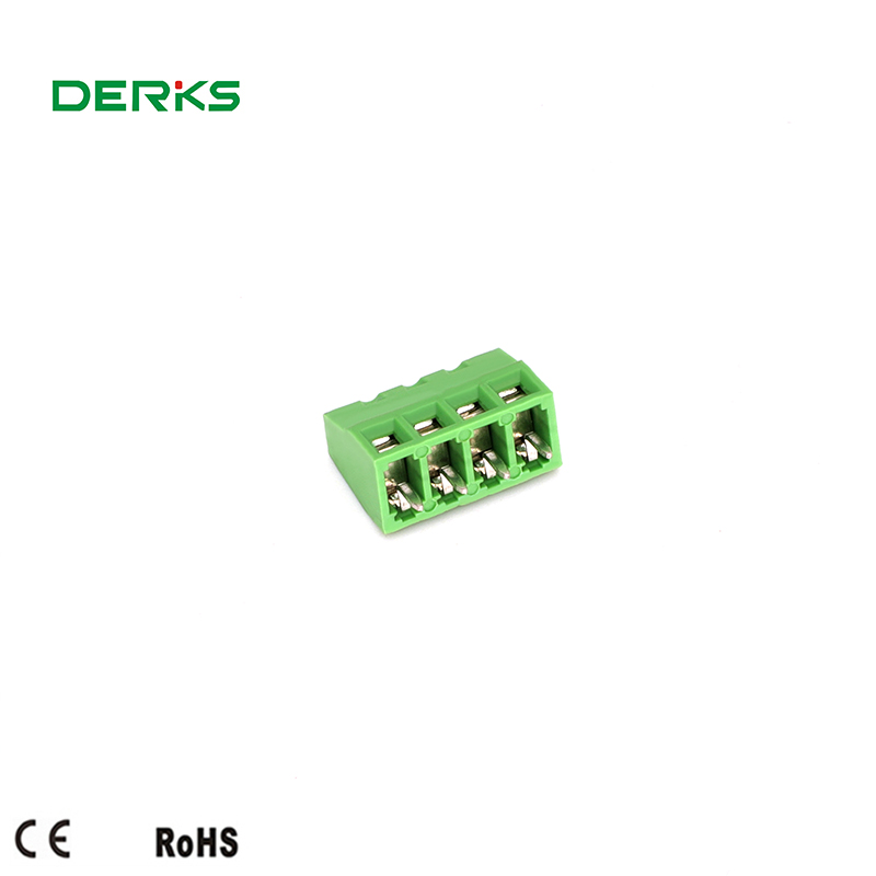 3.81mm Pitch Terminal Block for Usb Adaptor