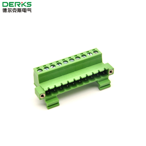 YE3450-508 Rail Plug in Terminal Block