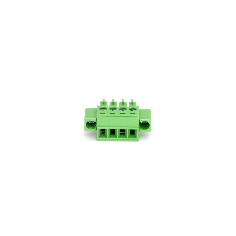 3.81mm Electrical Plug in Terminal Block